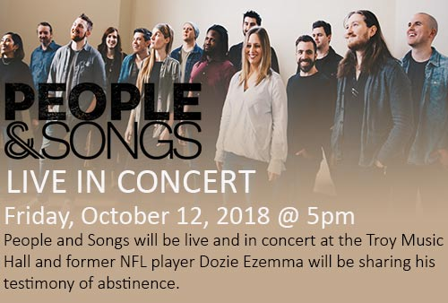 People and Songs Concert